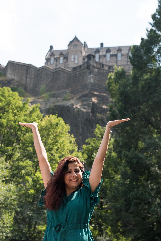 Edinburgh Photographer - Edinburgh Castle 03