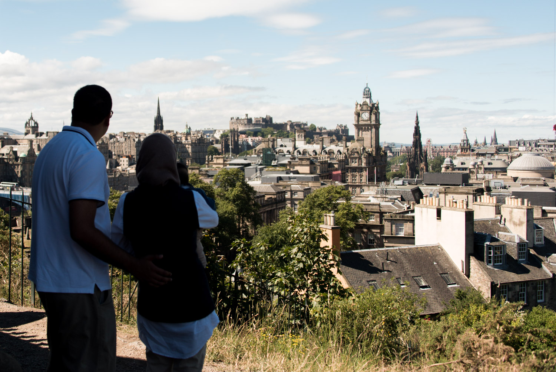 Edinburgh Photography - Carlton Hill
