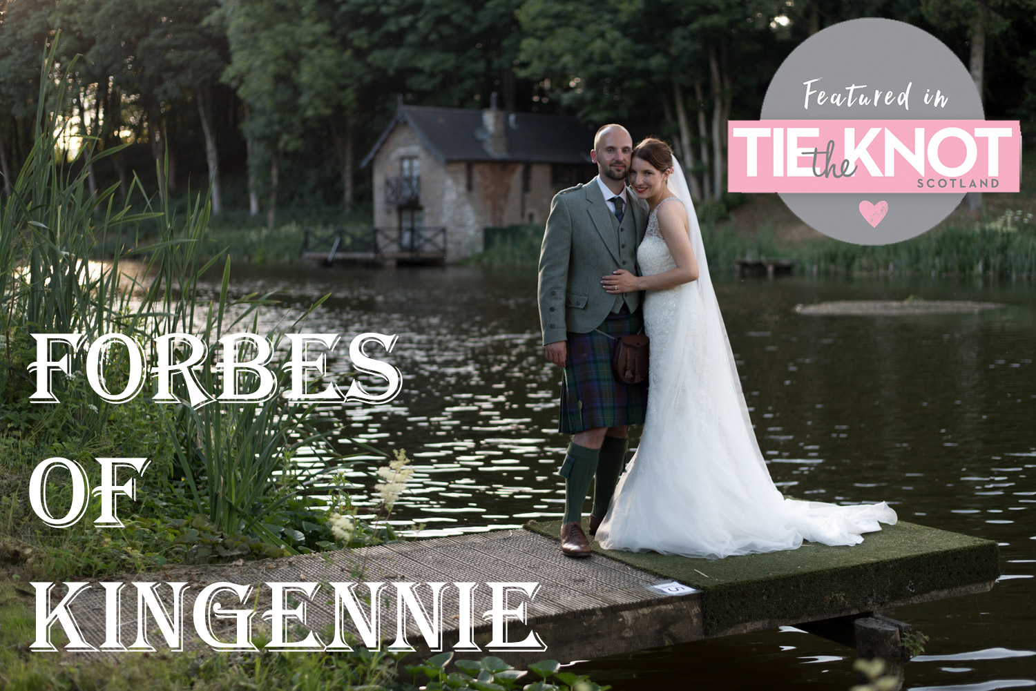 Forbes of Kingennie Wedding