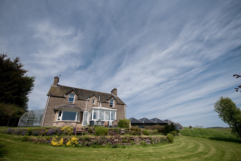 Guardswell Farm - The Farmhouse
