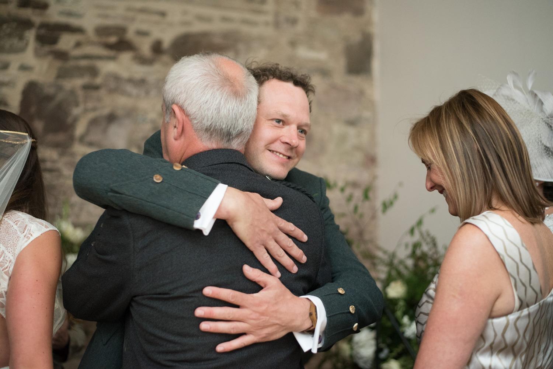 Guardswell Farm - Wedding in the granary 03