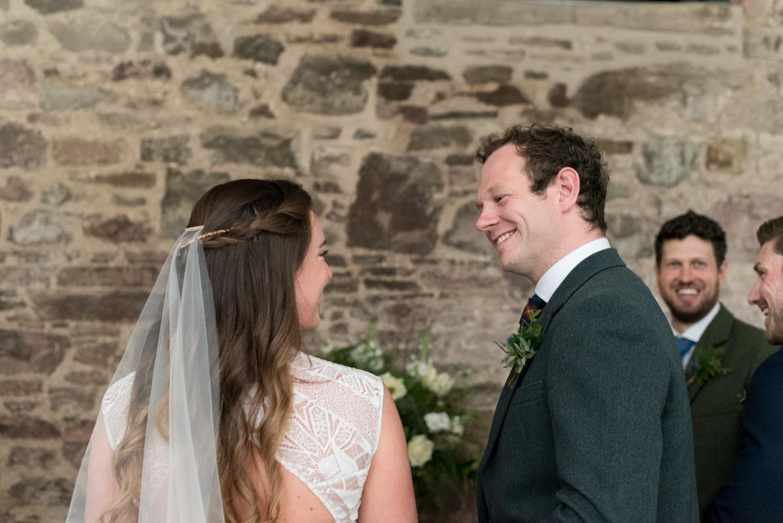 Guardswell Farm - wedding ceremony 01