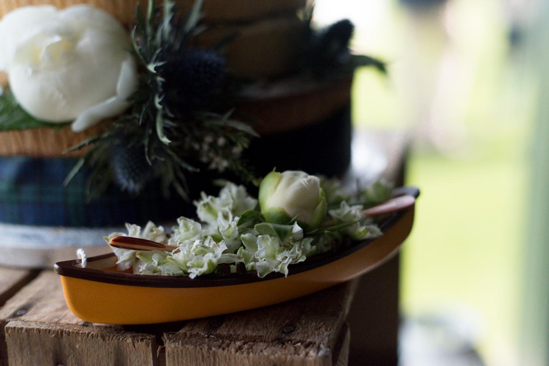 Guardswell Farm - wedding cake