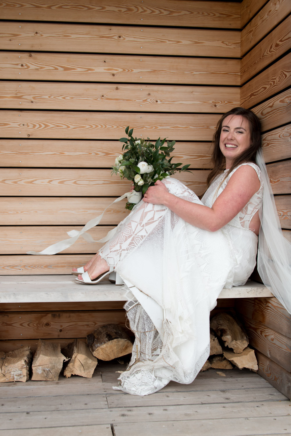 Guardswell Farm - Bride at the Pendicle