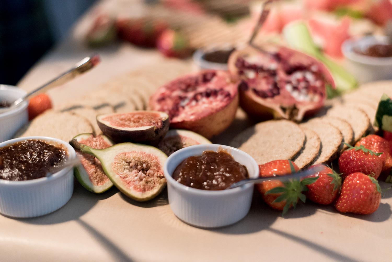 Guardswell Farm - food platter