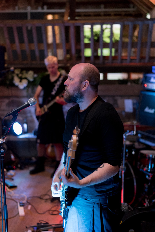 Guardswell Farm - Wedding band Bahookie 02