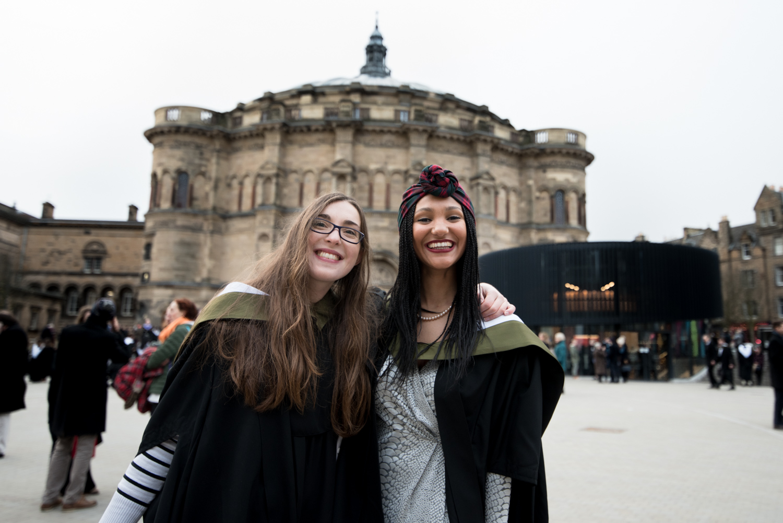 Alternative Graduation Photo Shoots