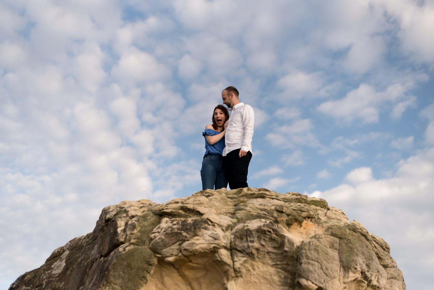 ENGAGEMENT PHOTO SHOOT -