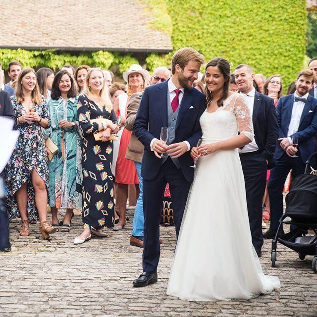 Déjà un an que ces deux-là se sont unis pour la vie. #wedding #weddingphotographer