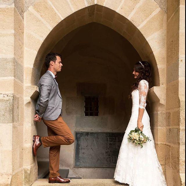 Noces de coton pour ces deux là 😍 #wedding #anniversary
