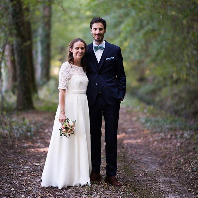 Joyeuses noces de coton pour Monsieur et Madame #wedding #anniversary