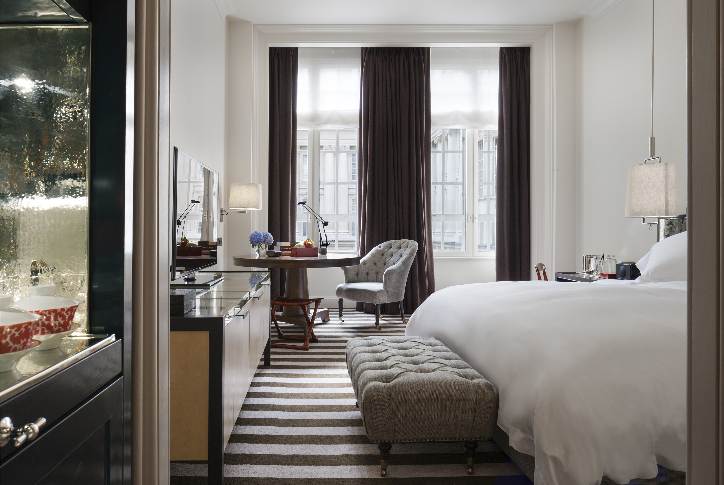 Hotel review: Rosewood London