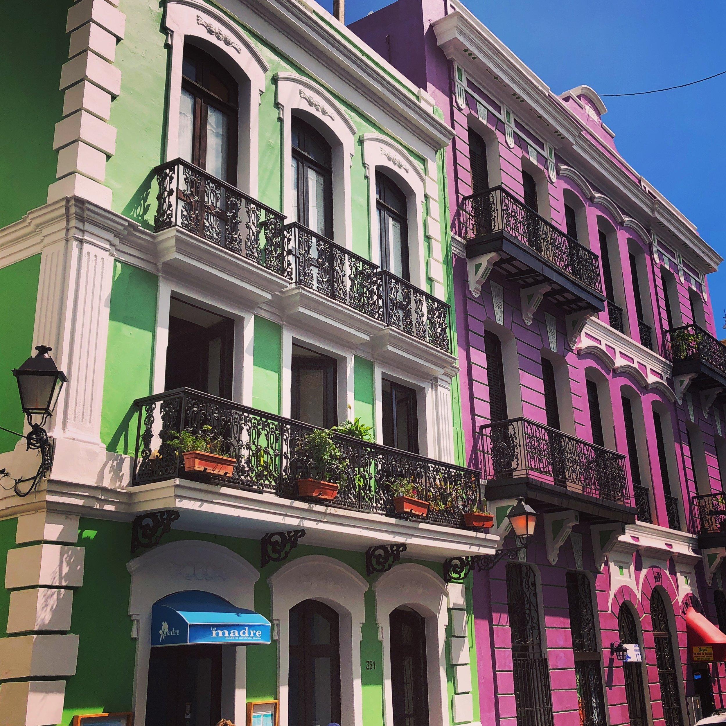 Meet me in San Juan