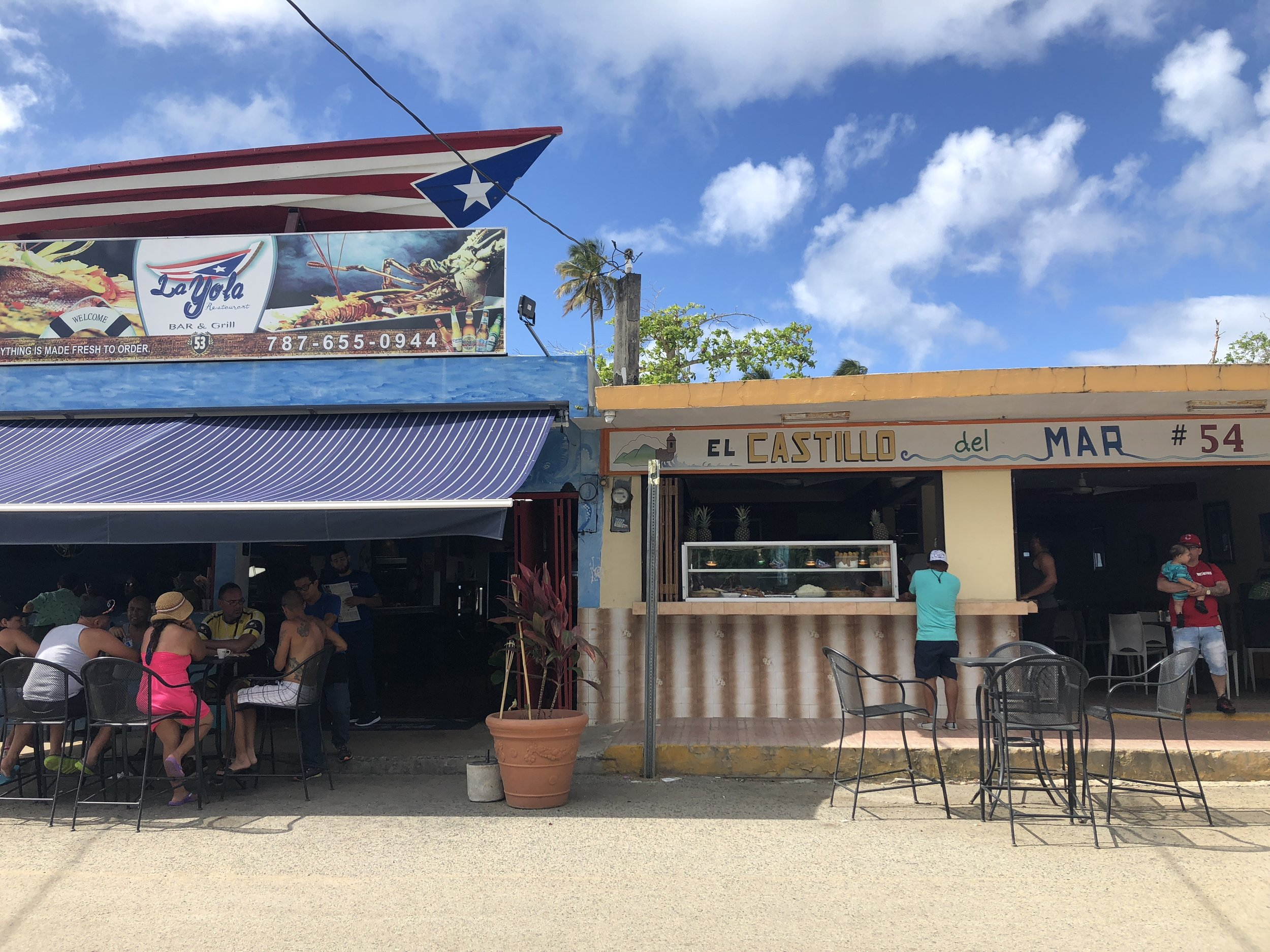 "Add the Luquillo food kiosks to your ""must-do"" list"