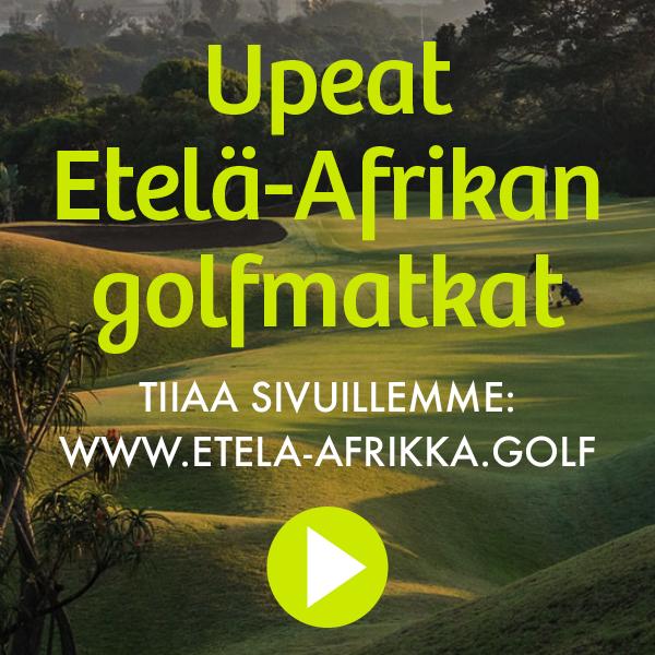 Etelä-Afrikka golfmatkat