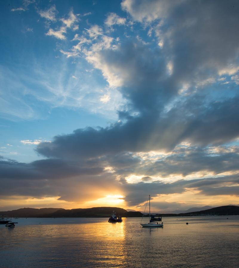 Fishermen Sunset.