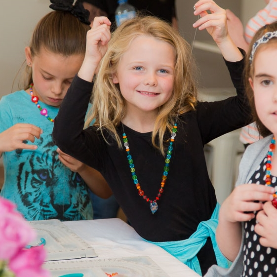 Crystal Kids Party 8-11 Years