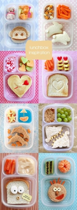 lunch box inspo