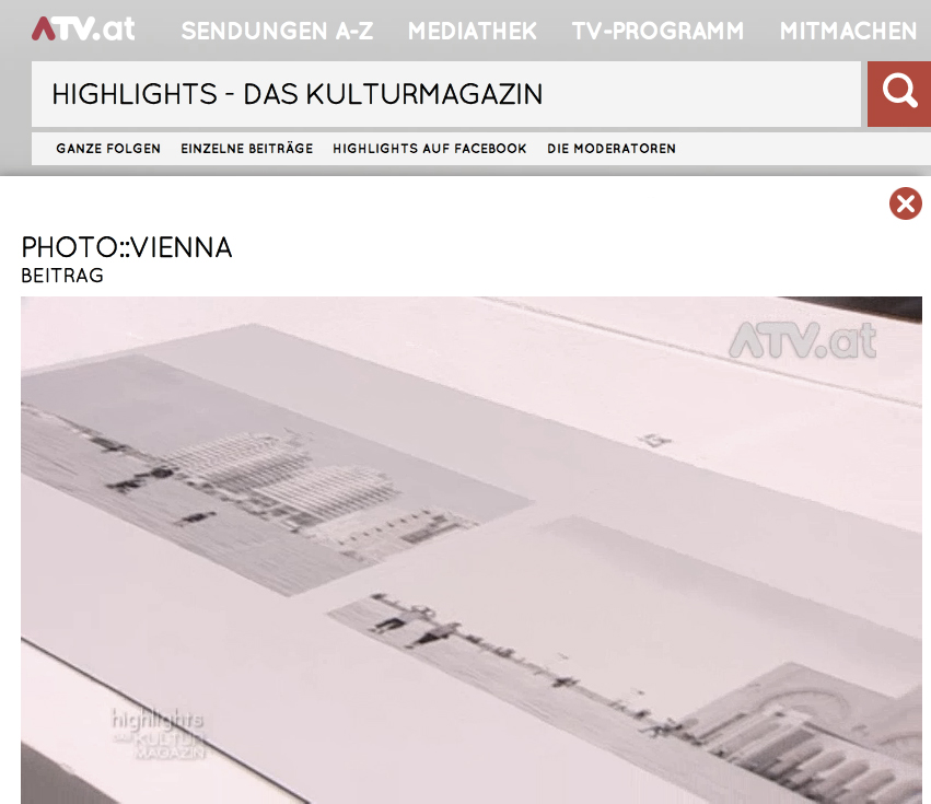 ATV Highlights - das Kulturmagazin