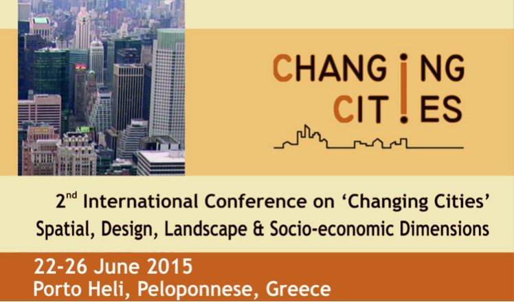 T. Petras: Continuity in spatial experience over national barriers in Landscape Branding
