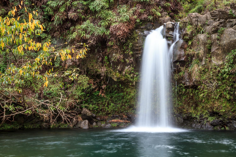 Pua'a Ka'a Falls