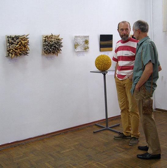 8th International Biennial Exhibition of Contemporary Mini Textile Art Scythia, Kherson, Ukraine, 2017