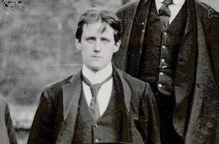 James Joyce in 1902