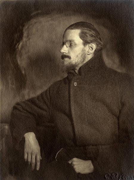 James Joyce in Zurich, c. 1918