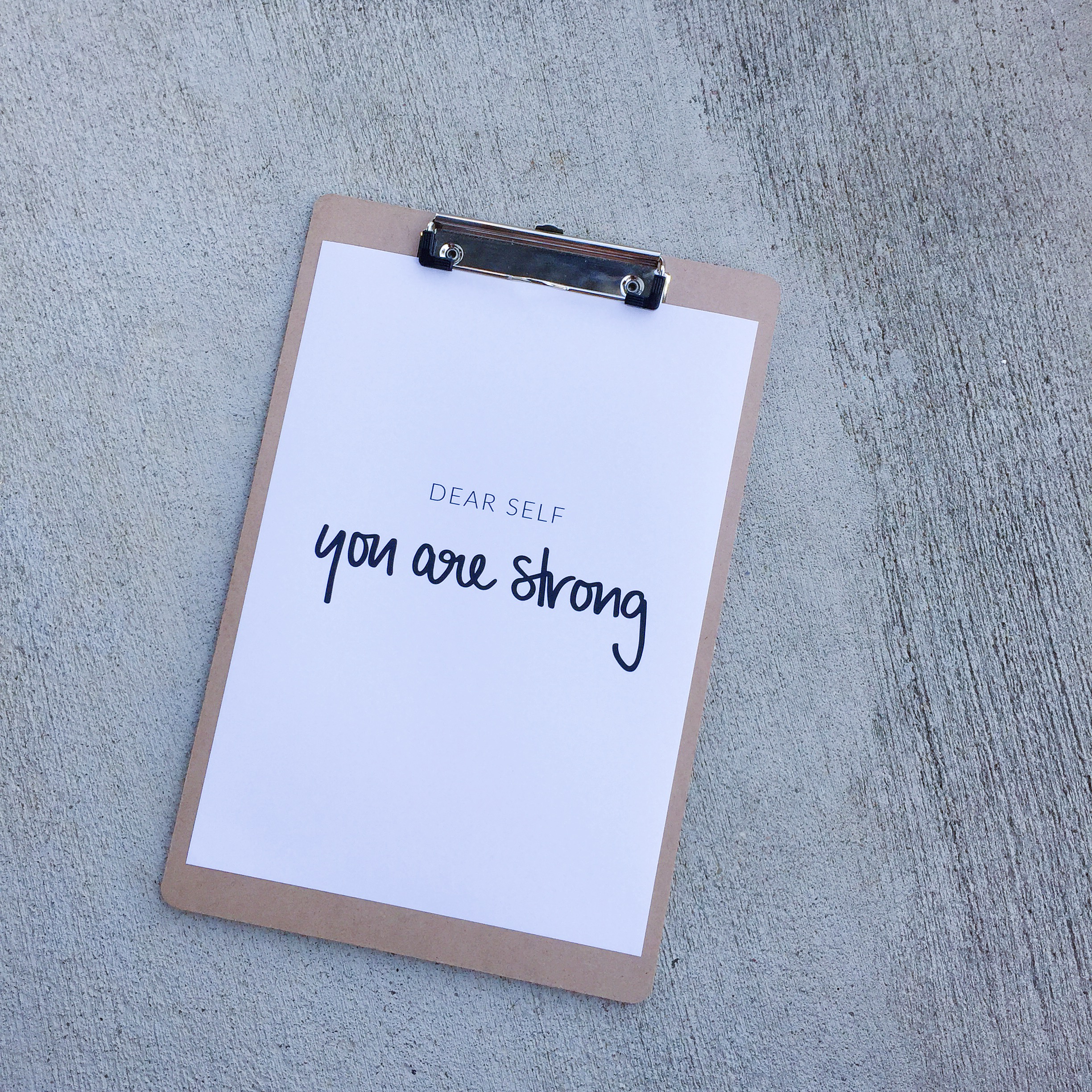 you are strong | mrtimothyjames | three