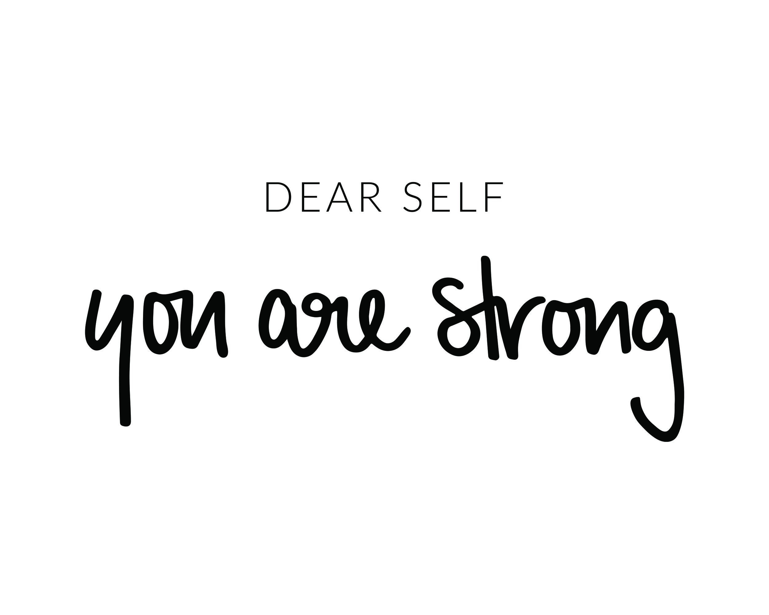 you are strong | mrtimothyjames | two