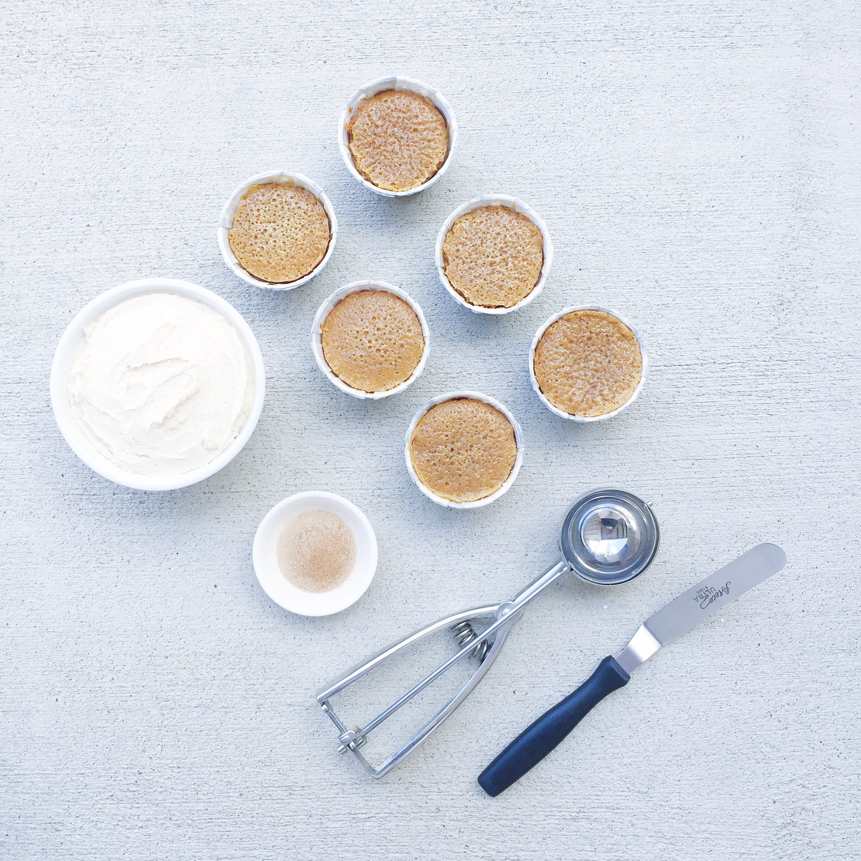 chai latte cupcakes | mrtimothyjames | one