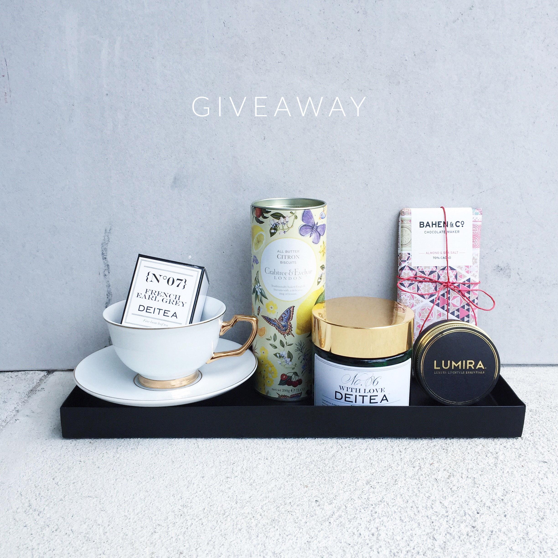 tea time giveaway | mrtimothyjames