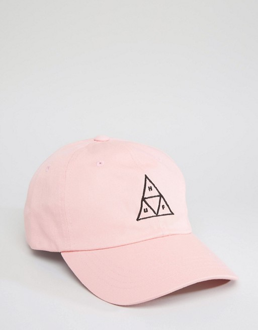 blush - HUF baseball cap.jpeg