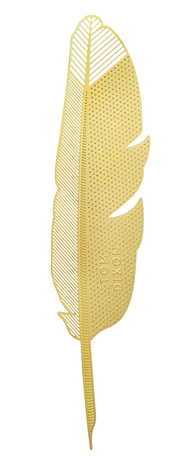 brass - tom dixon quill bookmark.jpg