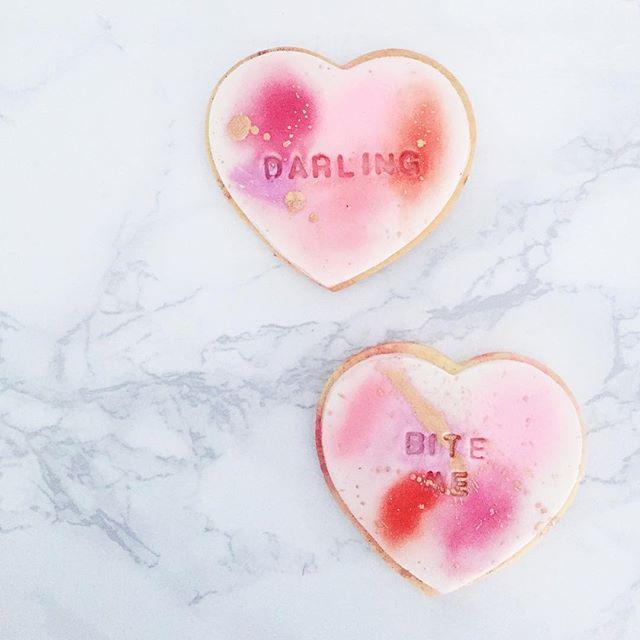 happy love day #biteme #darling #sugarcookies #mrtimothyjames