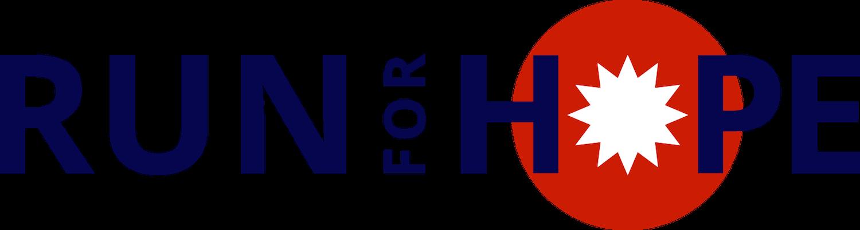 Logo RUN FOR HOPE