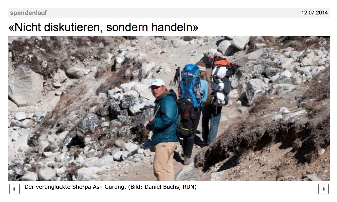 htr hotel revue - die Schweizer Fachzeitung für Tourismus, 12. Juli 2014