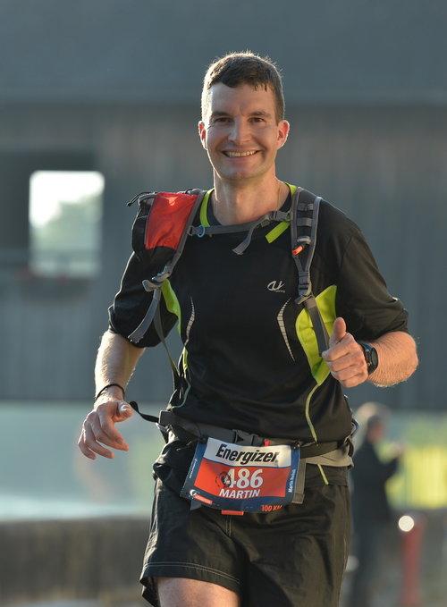 Martin Hochuli - Ultra Trail Läufer und Navigationstalent.Läuft Teilstrecken.