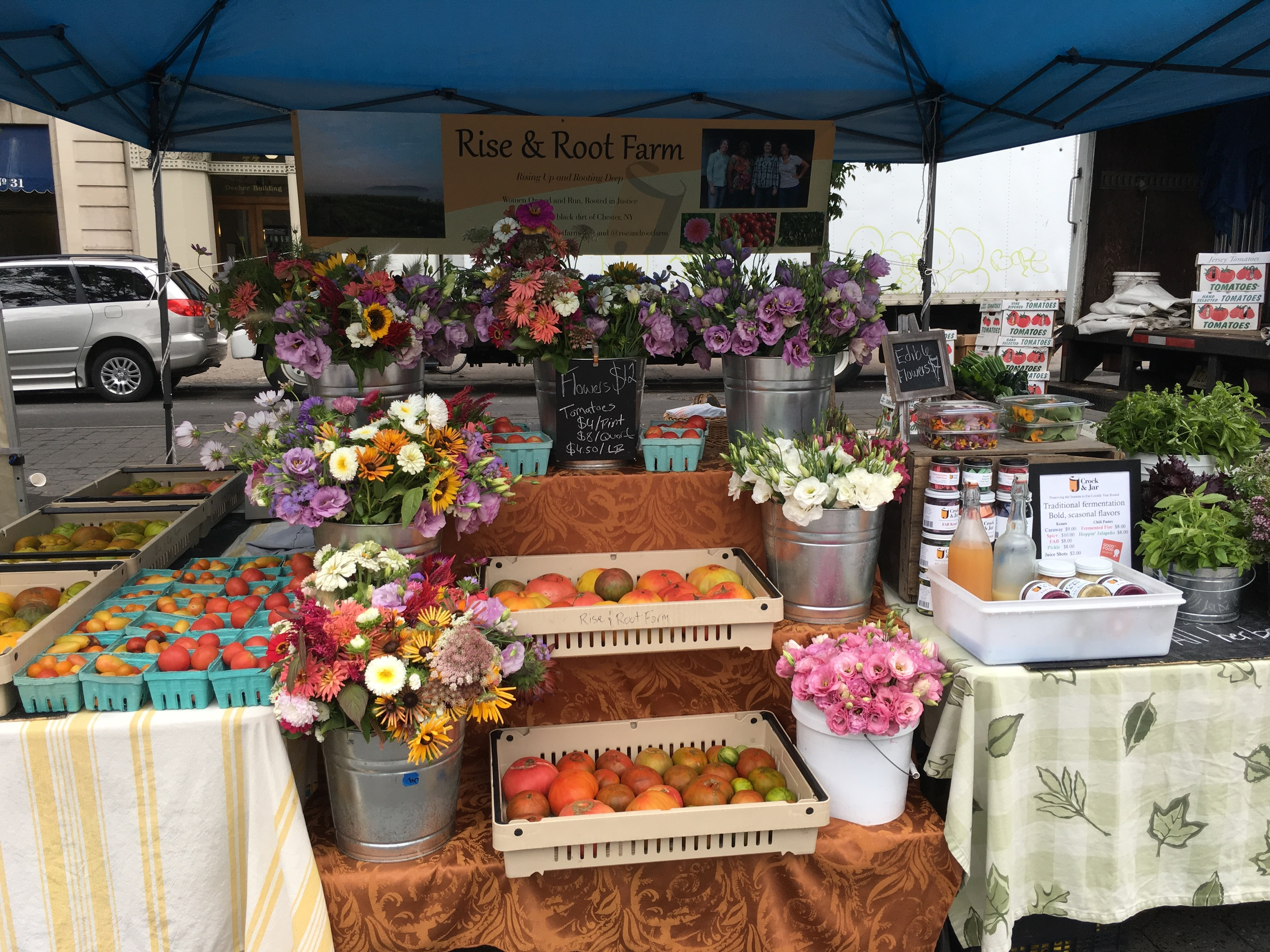 Farmers Markets -