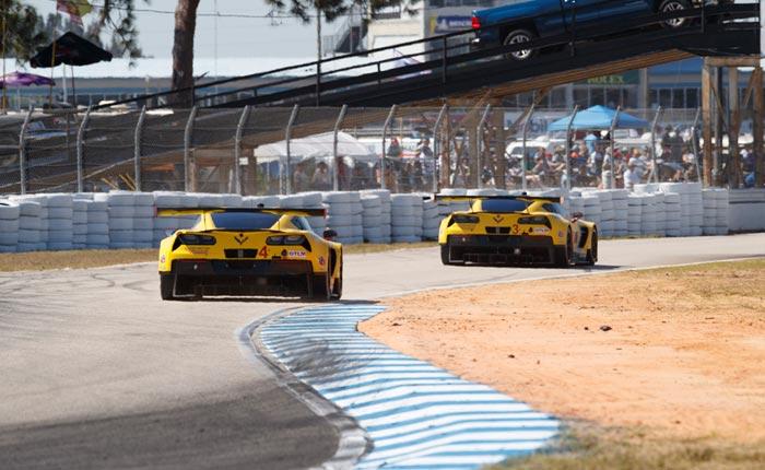 # 3 and # 4 - Corvette Racing @  2018 Sebring - 03.jpg