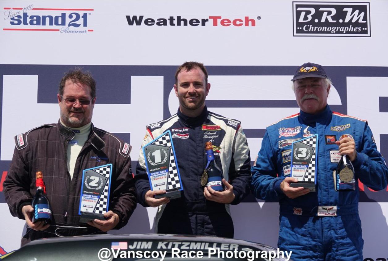 # 86 - 2018 HSR -Ed Sevadjian @ The  Mitty podium - 02.jpg