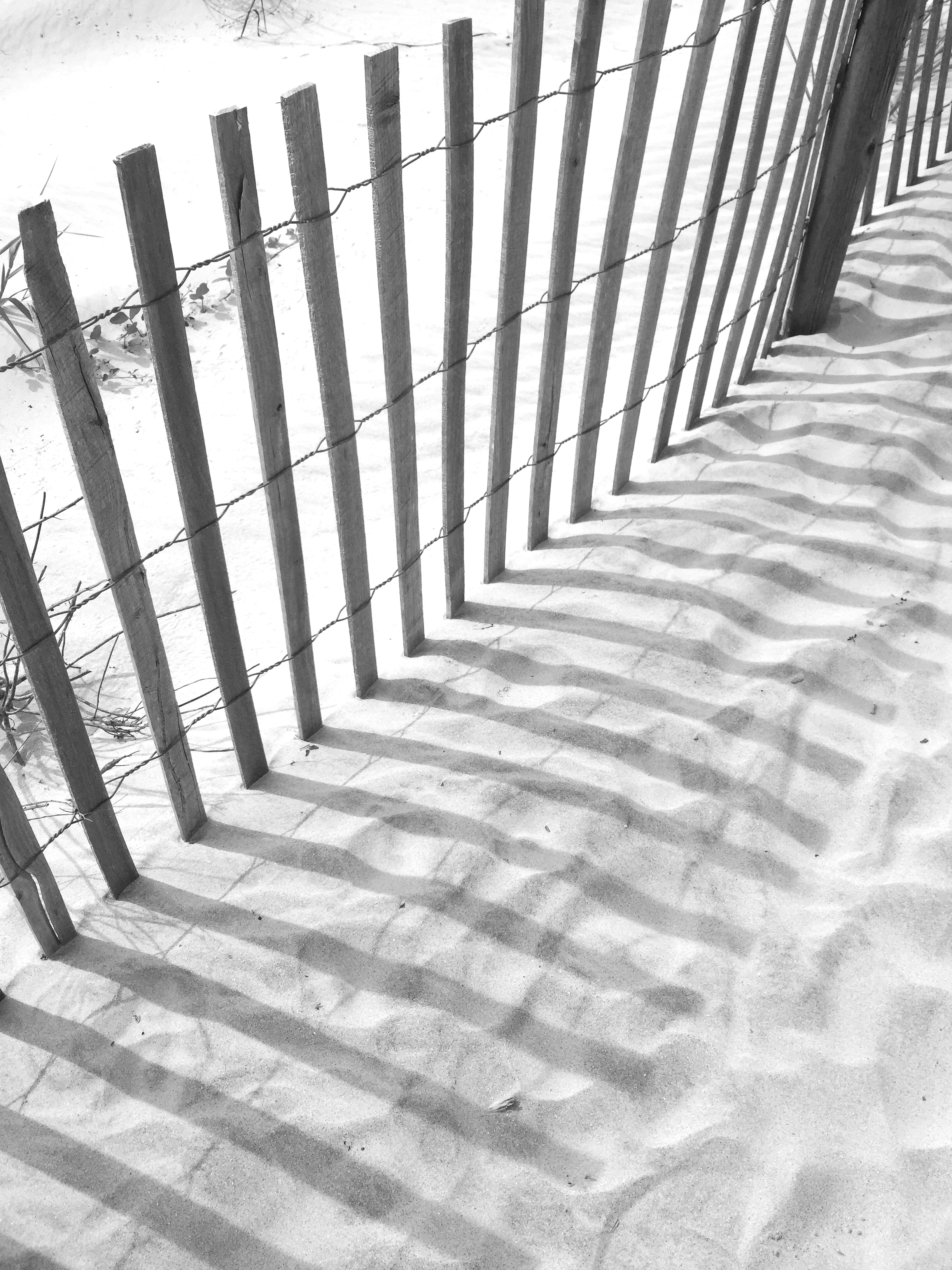 lines in the sand