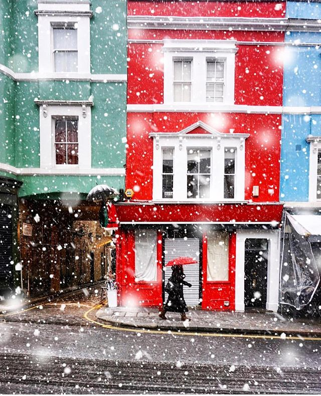 Winter in Europe❤️❄️ cc: @a_ontheroad #travel #london #europe #wintertime