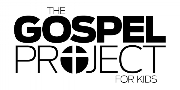 We use The Gospel Project to guide each class -