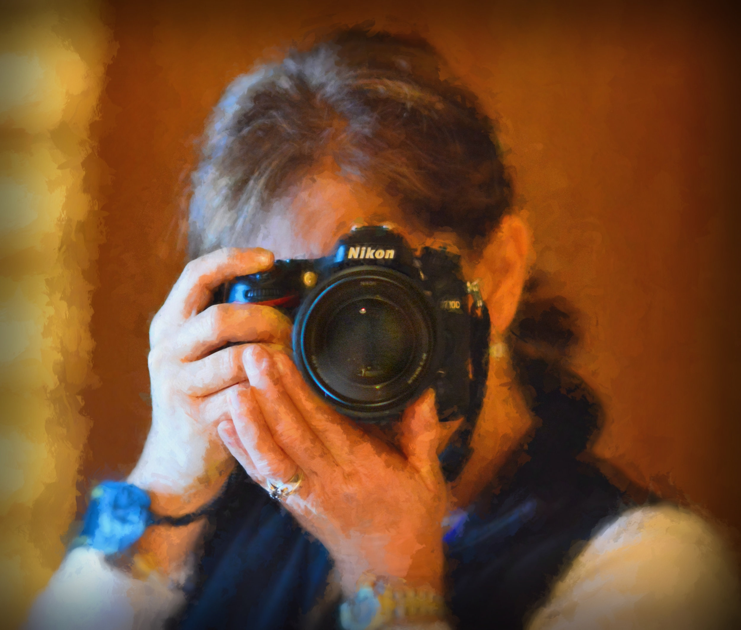 I love my Nikons! :)