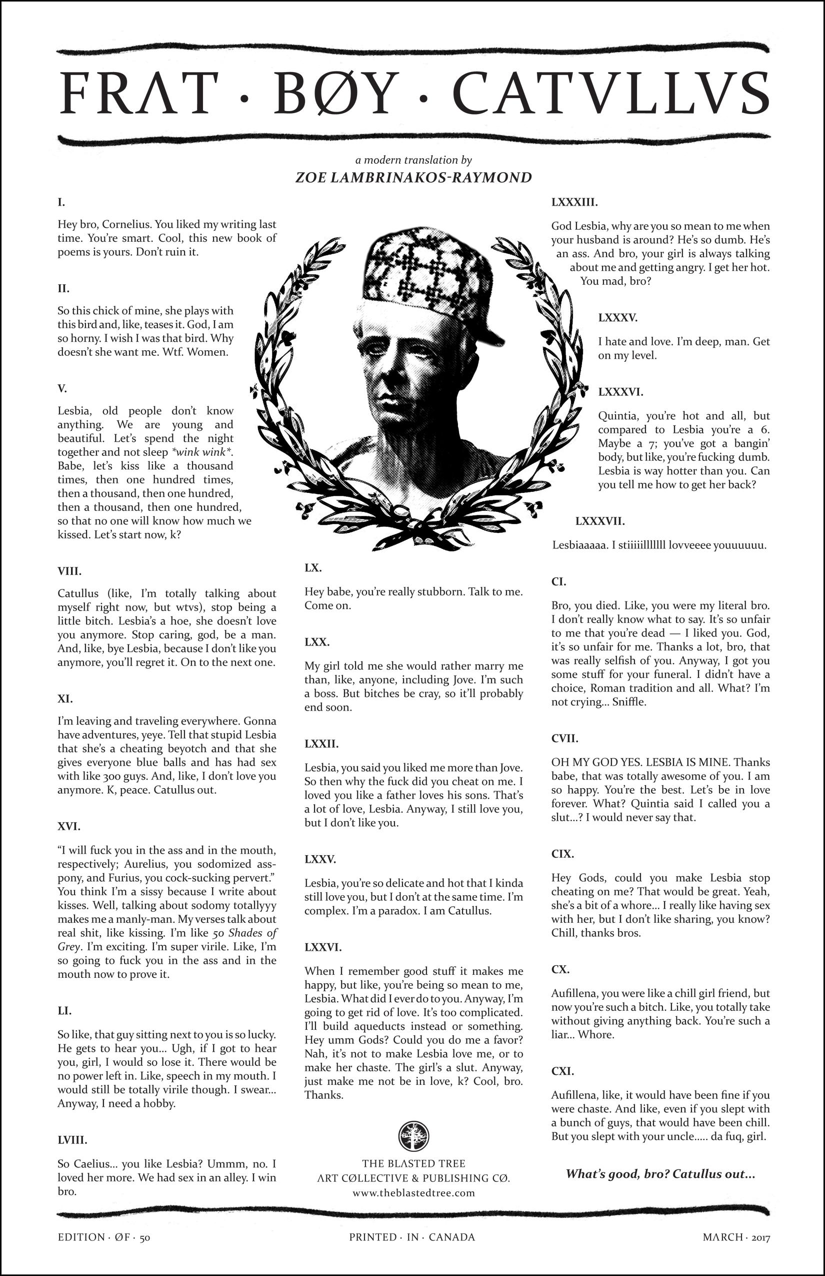 Frat Boy Catullus Broadside Outline.png