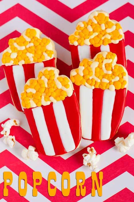 Who wants popcorn?