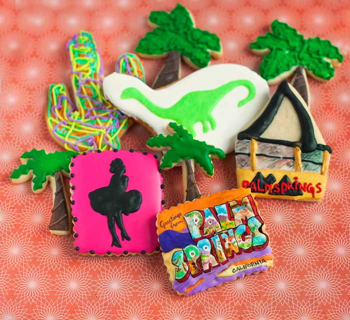 Palm Springs Cookies