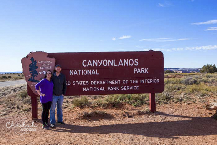 Canyonlands- March 20th 2014