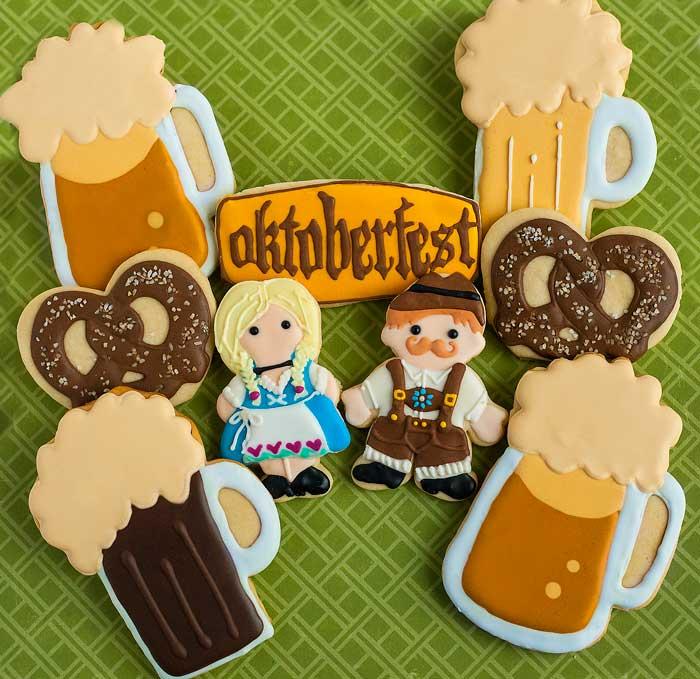 © Oktoberfest Cookies